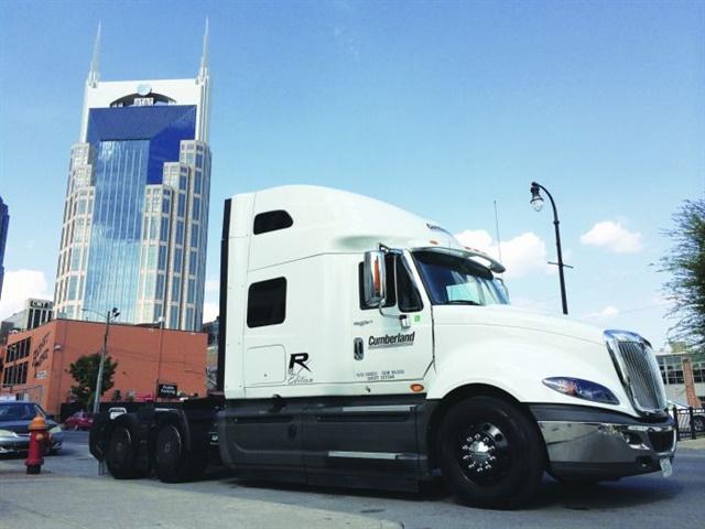 Cumberland International in Nashville, Tenn., built a fuel-efficient