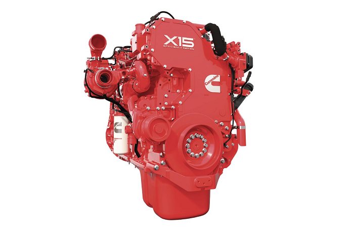 Both versions of Cummins' X15 boast a substantial number of