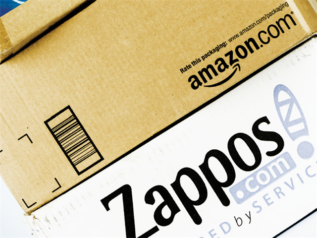 Amazon and Zappos — two e-commerce success stories that have