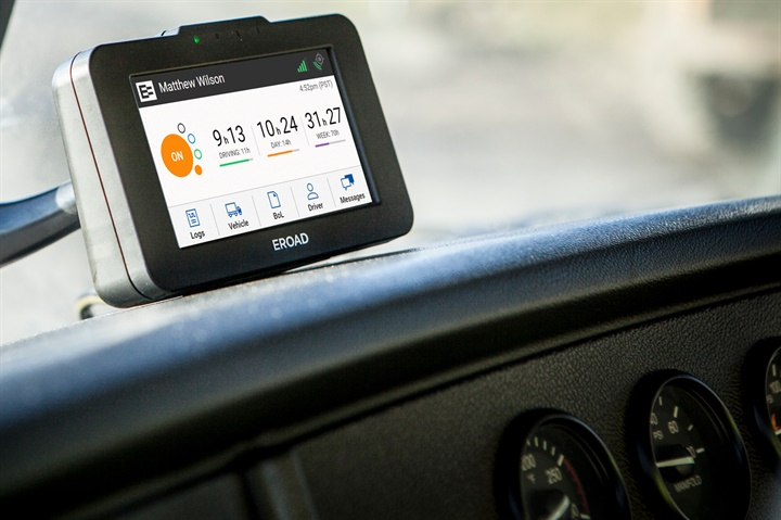 One ELD provider, Eroad, is using a third-party verification program