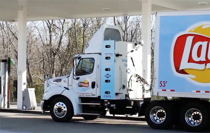 Fleets and natural-gas engine makers are already taking steps to