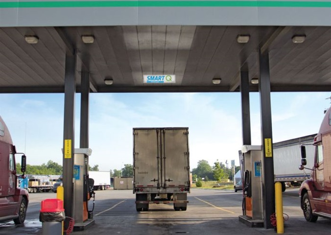 The latest development with fuel-card programs is the option to access