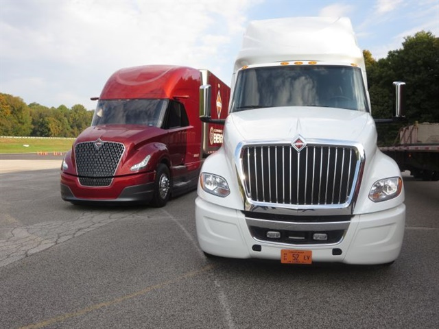 Manufacturers are taking cues from their EPA SuperTruck work to meet