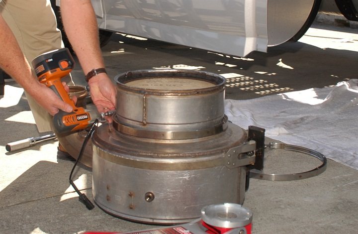 Simple DPF maintenance goes a long way toward preventing expensive