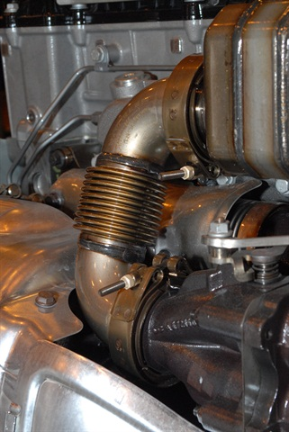 Contemporary engine designs improved on past weak points, and thereby