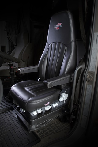 More than just a comfortable place to park your backside, seats are a