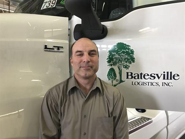 Randy Obermeyer, Terminal Manager, Batesville Logistics, Batesville,