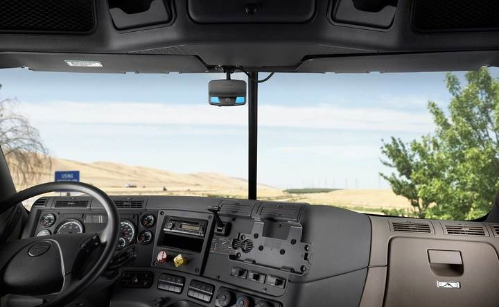 Smaller but more powerful means in-cab cameras are no longer as