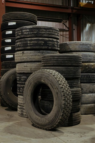 Comprehensive tire management can turn a pile of beat-up rubber into a