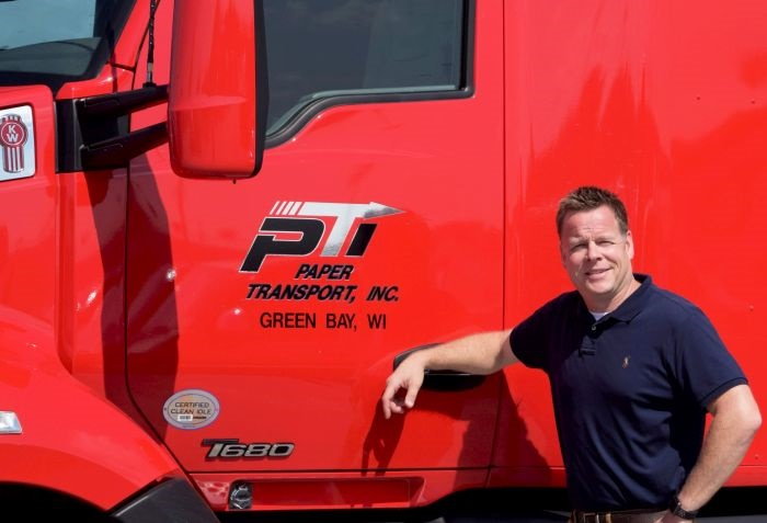 Safety & Compliance Award winner Ken Marvenko owes some of the