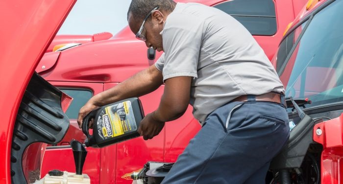 Coolants are the least understood fluid in a heavy duty truck engine