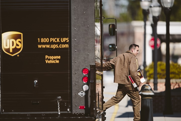 UPS is among the companies that are committed to exploring alternative