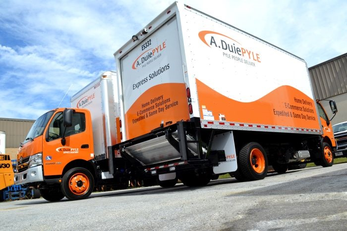 A. Duie Pyle, a Northeast regional less-than-truckload carrier, is
