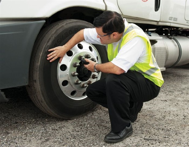 To determine if your tires are up to the job you're asking them