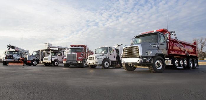 A steadily expanding array of vocational truck sizes and