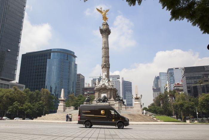 UPS has operated in Mexico for 25 years. Photo: UPS