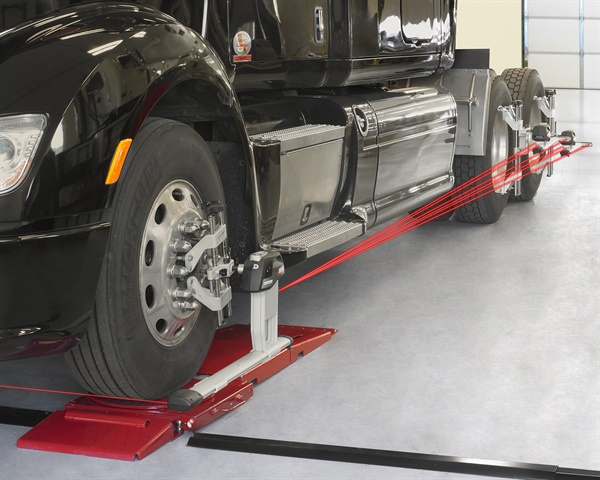 While many fleets view alignment as an expence, it can be a real cost