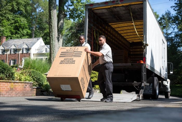 Final-mile delivery, like this one by XPO Last Mile, requires not only