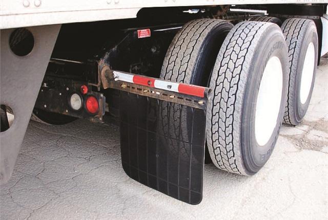 semi truck fenders 121 ways to save fuel equipment article truckinginfocom