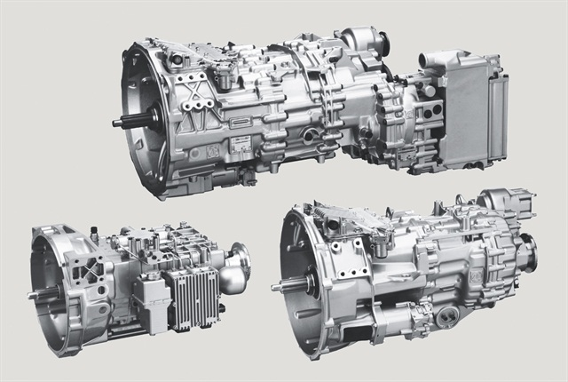Will we see the ZF AS-Tronic transmission in the North American market?