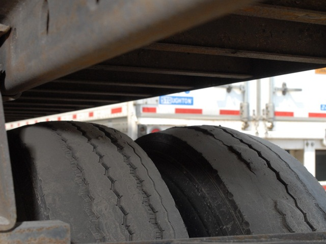 Mismatched tire sizes means the shorter tire is chasing the taller tire down the road, and scrubbing away value with every mile.