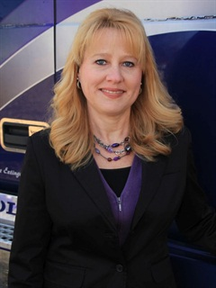 Joyce Brenny, president and CEO Brenny Transportation/Brenny Specialized. St. Cloud, Minn.