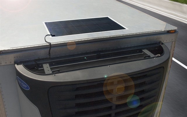 Solar Power For Your Truck Or Trailer Refrigeration Unit