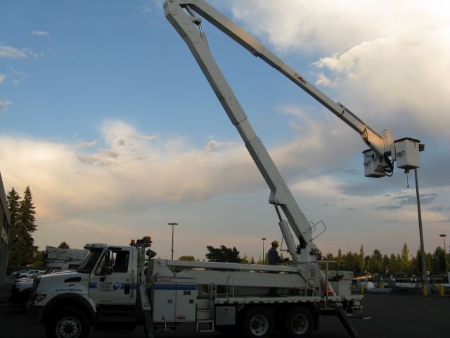 bucket trucks acing your bucket truck inspection articles equipment