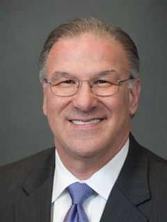 Dick Giromini, Wabash president and CEO.