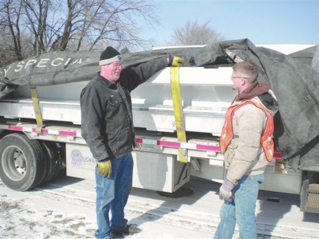 Brenny Transportation/Brenny Specialized puts 18- and 19-year-old drivers through an extensive training process, with one-on-one mentoring in everything from load securement to logbooks.