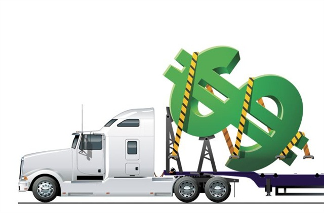 Truck driver pay is rising at a record rate. Is it the answer to the driver shortage?