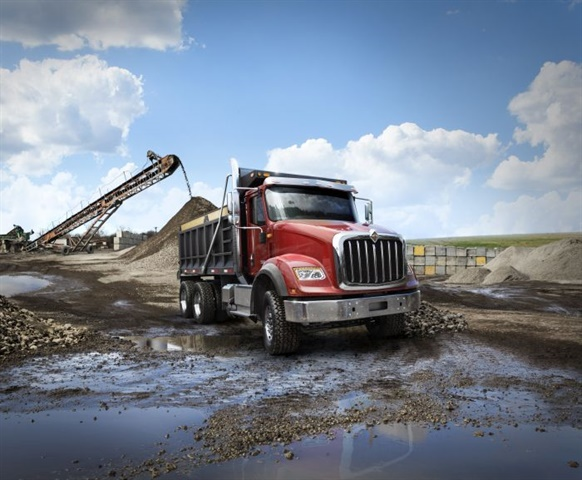 Safety and ergonomics go hand-in-hand and affect everything from the placement of dials, gauges and switches to the number of steps and handles and their locations outside the cab. Photo: International