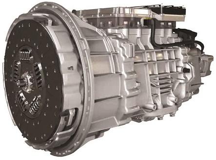 Eaton Cummins Endurant automated transmission