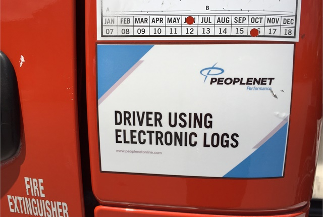 Fleets currently using e-logs meeting AOBRD requirements can keep using those devices for another two years. Some providers say they will be able to upgrade them to ELD-compliant devices through a software update. Photo: Deborah Lockridge