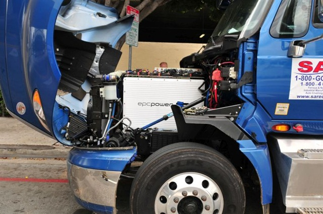 TransPower's ElecTruck could change the way we view electric trucks.