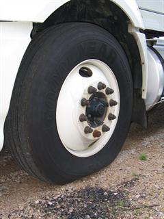 By TMC's proposed definition, a tire would be considered under-inflated if its hot inflation pressure is less than 70% of the maximum inflation pressure stamped onto the sidewall of a tire.