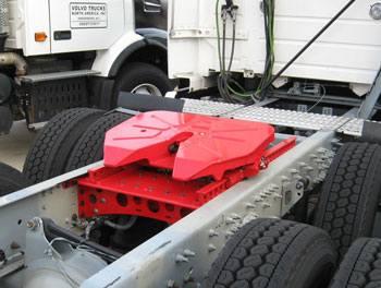 Volvo Introduces Innovative Lightweight Fifth Wheel System