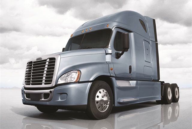 Freightliner:A variety of models help Daimler Trucks' Freightliner division dominate sales. Fleets are buying the Cascadia Evolution (shown) for its fuel-saving features, including advanced aerodynamics and efficient powertrains, the company says. The Evolution and other Cascadias can be had as daycabs, and they, along with the upscale Coronado, are available with mid- and raised-roof sleepers.