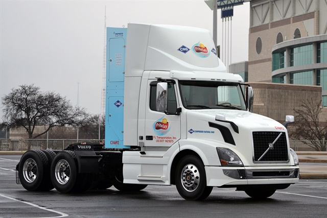 Frito Lay runs more than 500 heavy-duty trucks powered by natural gas, plus electric and propane for medium-duty.
