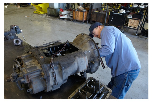 Like the driver shortage, the need to find qualified technicians is an ongoing problem. Photo by Paul Hartley