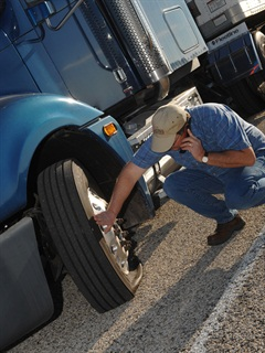 Eighty percent of blowouts could be prevented if tires were kept properly inflated.
