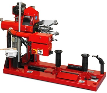 Tire mounting machines reduce the potential for tire and wheel damage by unskilled workers or improper procedures.