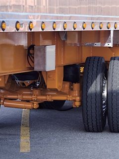 When it come to trends in axles and suspensions, it's all about efficiency.