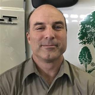 Randy Obermeyer, Terminal Manager, Batesville Logistics, Batesville, Indiana