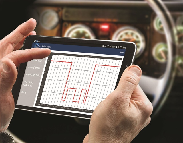 """It's not a driver-only transition,"" says Tom Cuthbertson of Omnitracs. ""Dispatchers need to understand what 'personal conveyance' use and 'yard time' means, and maintenance personnel have to understand the eight-day requirement. The training needed by all will vary based on [fleet] size and complexity."""