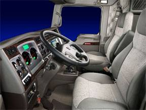 Kenworth Interior Appointments Article Truckinginfo Com