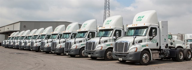 M&M Cartage has 87 CNG-powered trucks out of its fleet of nearly 300 and is buying more.