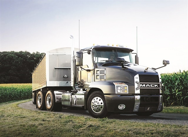 Mack's new Anthem highway tractor is available in several configurations, including a daycab, an all-new 48-inch flat top sleeper, and an all-new 70-inch stand-up sleeper.