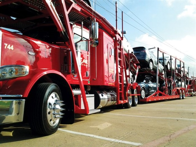 Moore Transport has been successful recruiting drivers for its fast-growing fleet, but long waits at weigh stations were taking a toll on driver satisfaction. Photos: Courtesy Drivewyze