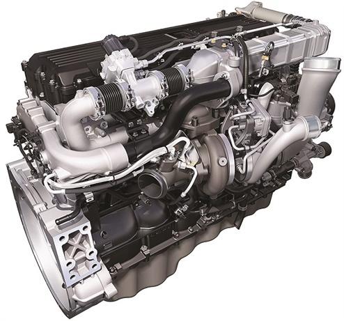 Navistar A26 engine